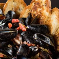 Angry Mussels