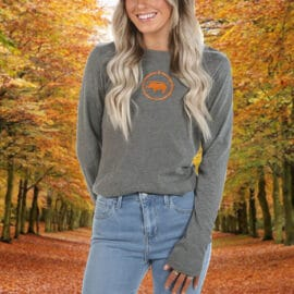 Ladies Compass Long Sleeve