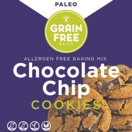 Paleo Chocolate Chip front