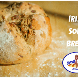 irish soda bread ad in png
