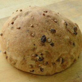 raisin-chinnamon-chip-bread