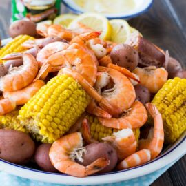 Bayou Boiled Shrimp